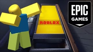 IF ROBLOX WAS MADE BY EPIC GAMES (Vending Machine trailer)