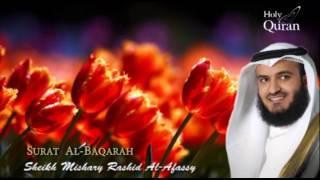 Download Surat  Al-Baqarah - Mishary Rashid Alafasy --سورة البقرة - مشاري بن راشد العفاسي