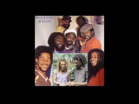 Don Carlos  & Gold  / The Gladiators – Show-Down - Vol. 3 FULL  ALBUM