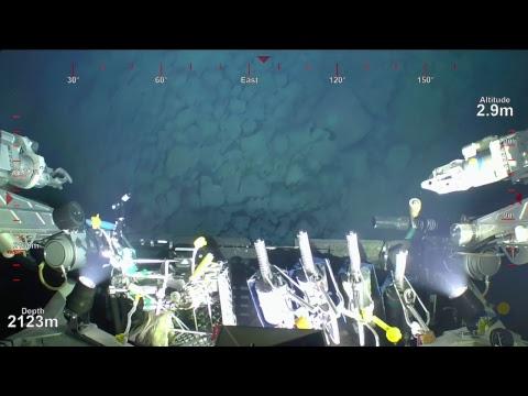 ROV SuBastian Dive 089- Mata Ua - Underwater Fire