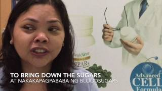Diabetes: #SimplyNature #SuccessStories with Ms. Mary Josephine