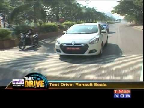 Test Drive: Renault Scala