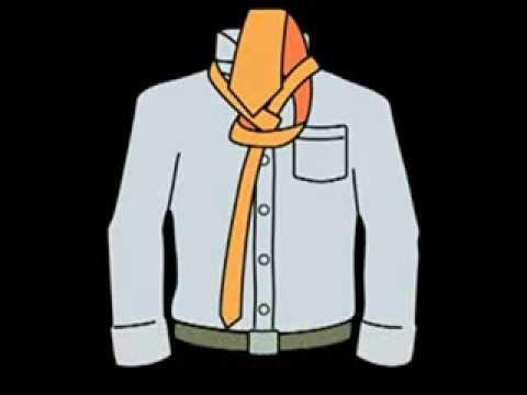 Cara mudah memakai dasi