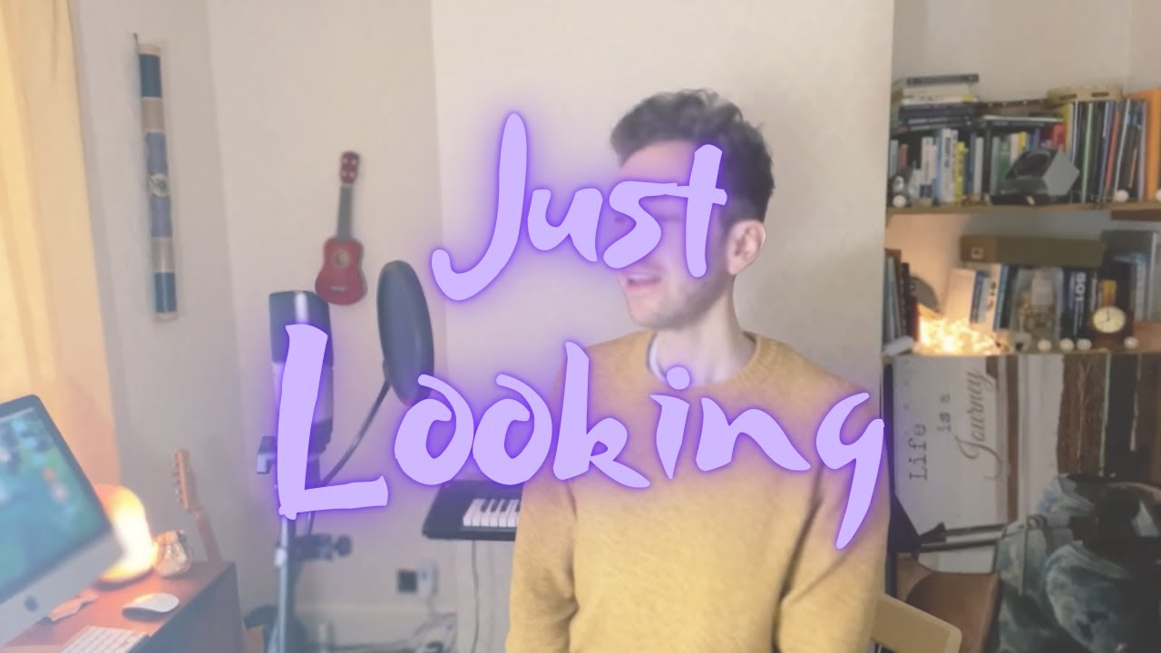 JUST LOOKING - Stereophonics Cover