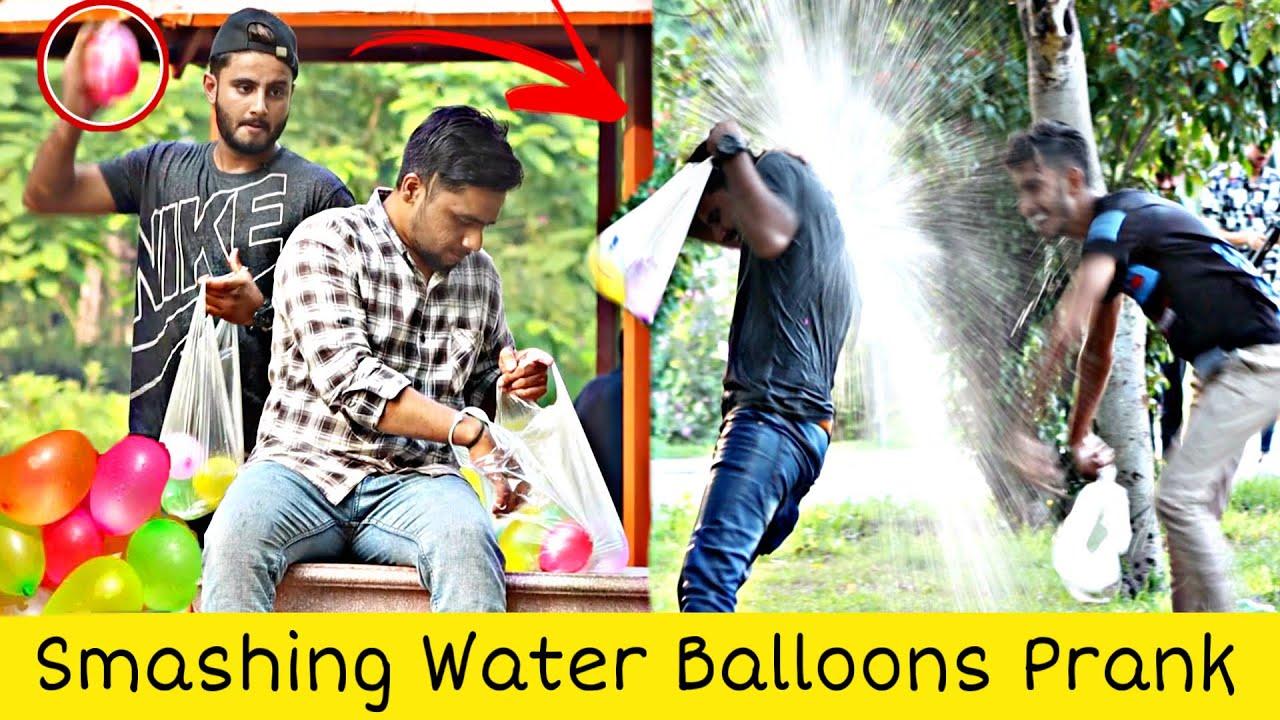Download Water Balloon Prank | Part 3 @That Was Crazy