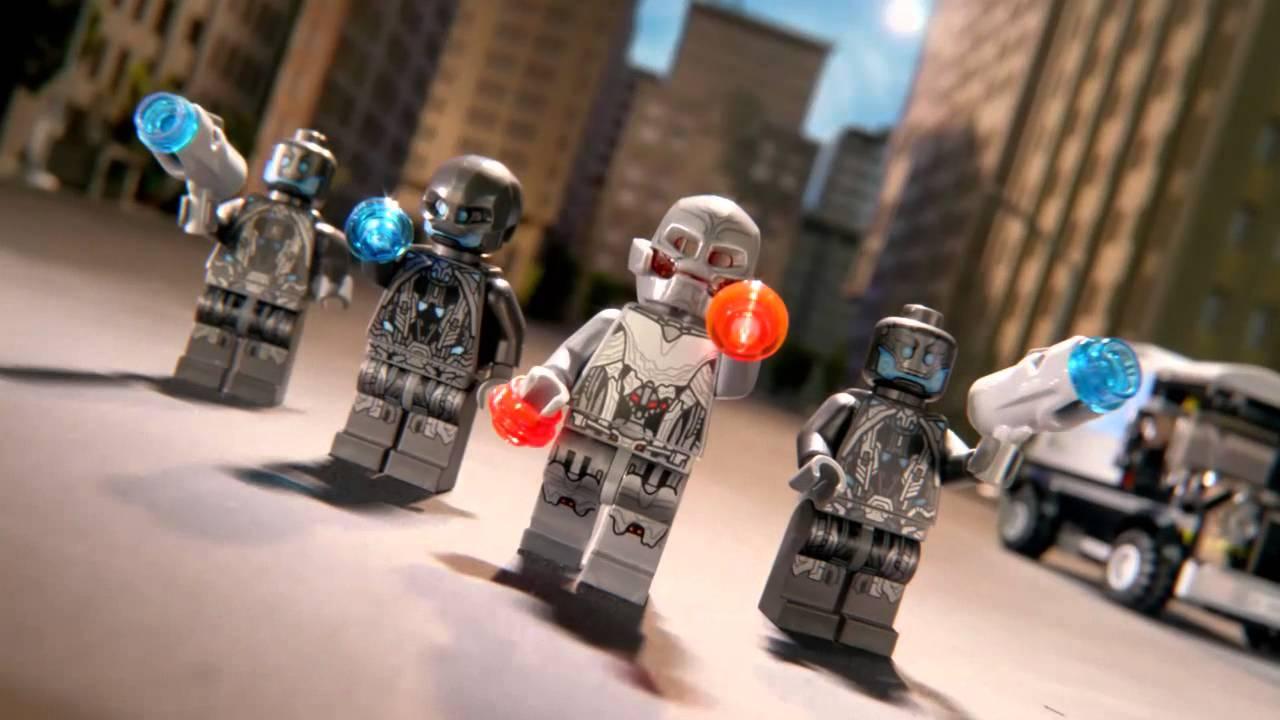 LEGO The Avengers : Age of Ultron Movie Toys - YouTube