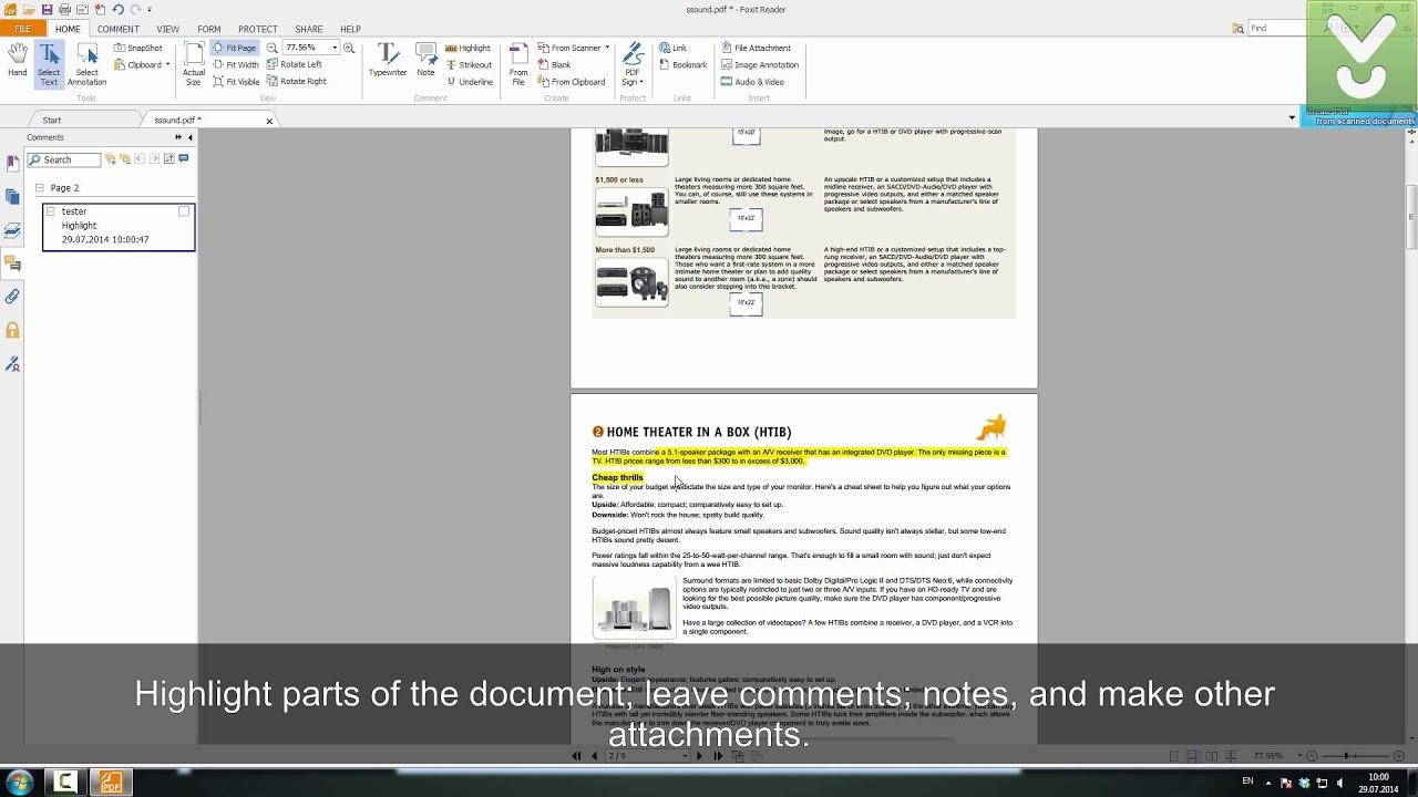 printing pdf file