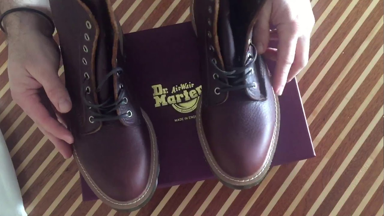 WomensMens Dr. Martens 1461 Ripple Shoes Black