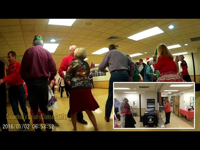 Westerville Promenaders -- 12/15/2018 -- 05 -- Hallelujah -- Pam Courts