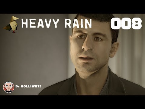Heavy Rain #008 - Party bei Gordi Kramer [PS4] Let's play Heavy Rain