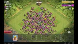 Clash Of Clans - Town Hall 2 to Masters League #3