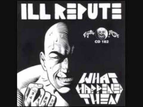 Ill Repute - Book and its Cover