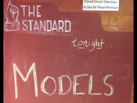 Models - Atlantic Romantic (Sydney 13/12/2013)