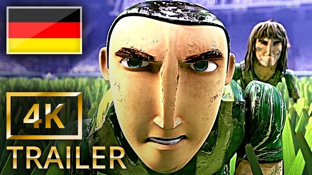Fußball Großes Spiel Mit Kleinen Helden Offizieller Trailer 4k