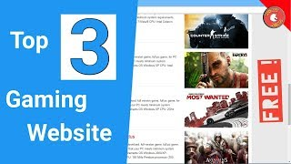 Top 3 Game Website for Pc
