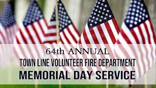 TLFD Memorial Day Service 2020
