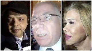 «رثاء» نجوم الفن والسياسة للراحل محمود عبد العزيز