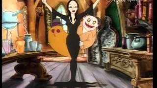 Familjen Addams (The Addams Family) 1992 - Intro (Svenska/Swedish)