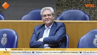 Henk Krol Over Fusie Met Otten: 'we Voelen Elkaar Op Geweldige Manier Aan'
