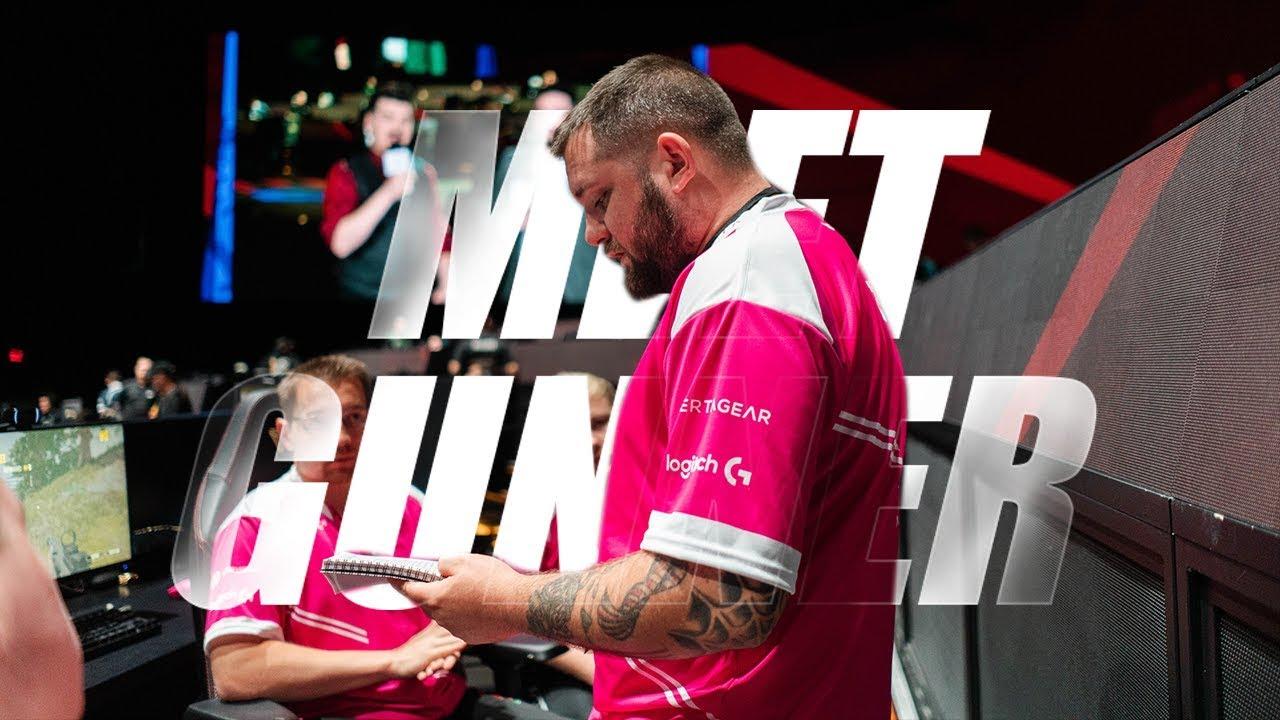 Meet Gunner (PUBG Coach) | IRONM3N