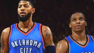 Paul George Traded To Oklahoma City Thunder!