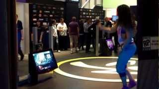 E3 2012 Zumba Fitness Core Xbox 360 Kinect Majesco