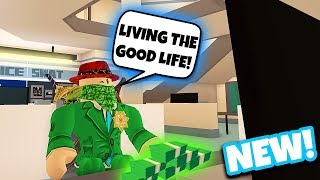 NEW PAYCHECKS! (Roblox Jailbreak Update) *GET RICH FAST!*