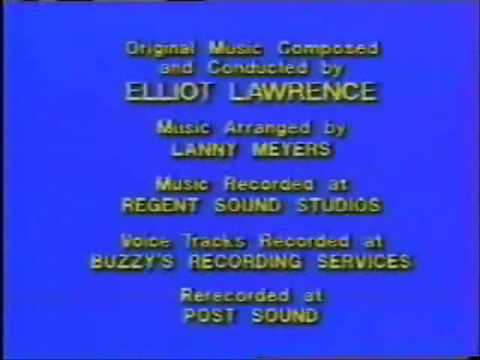 1980's Berenstain Bears Cartoon End Credits