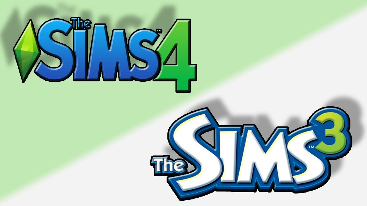 The sims 4 vs the sims 3 youtube for Sims 4 raumgestaltung