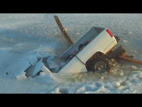 Hilarious Truck Fails (May 2017)