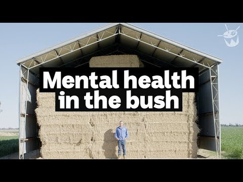 HACK: Mental health in the bush | Bill Browning's story