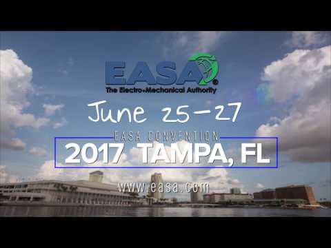 2017 EASA Convention - Tampa, FL