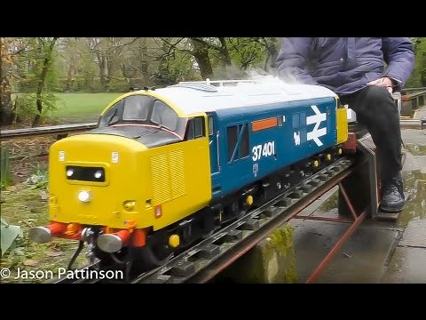 Sale Area Model Engineering Society's Diesel Day 2016