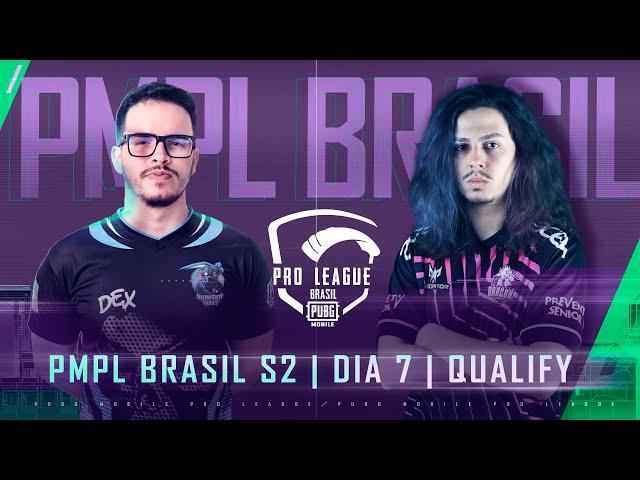 [PTBR] 2021 PMPL Brasil W2D2 | S2 | Será que SAN, GZM, STO e ACE1 chegarão aos League Days?