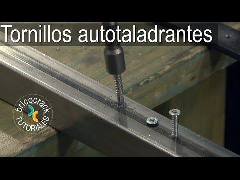 Errores al atornillar en metal con autotaladrantes (Bricocrack)