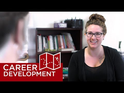 The Career Development Office at Claremont Graduate University