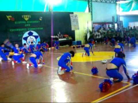 Saint Andrew School Pep Squad