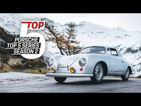 Porsche Top 5 Series, Season 2 Trailer