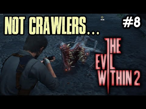 Not Crawlers... [#8] The Evil Within 2 with HybridPanda