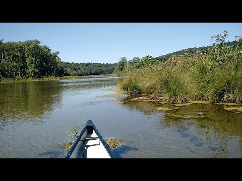 A Paddle and Pipe: Canoe Trip, Aerial Crop Spraying & Areal Flooding