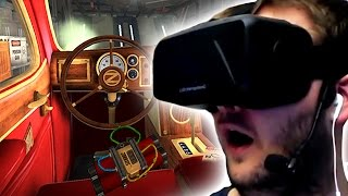 Thumbnail für I Expect You To Die - Gameplay auf Oculus Rift - GameTube goes VR #14
