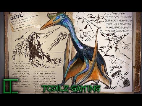 Ark: Survival Evolved | Solo Quetzal Tame
