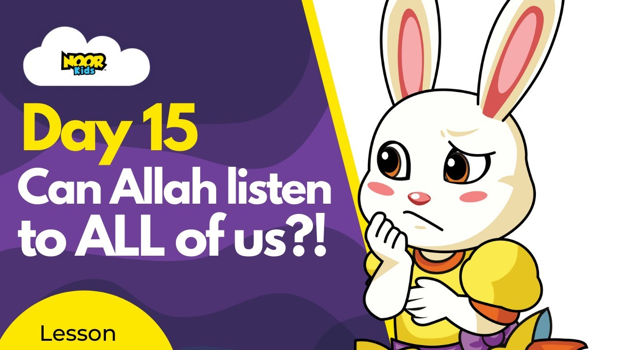 Can Allah listen to ALL of us?! |  Ramadan Camp for Kids  |  Noor Kids Muslim Stories for Kids