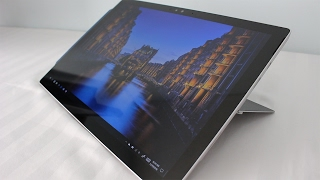 Microsoft's poster child for Windows 10. Is it really the tablet th...