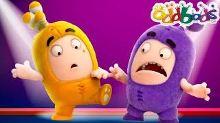 Dance The Funny Oddbods' Dance   NEW Full Episode by Oddbods