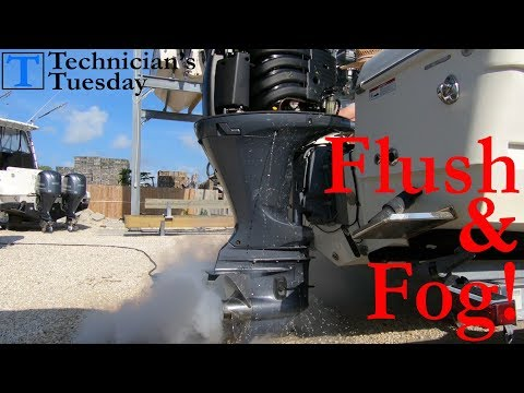 How To Summerize An Outboard Engine!