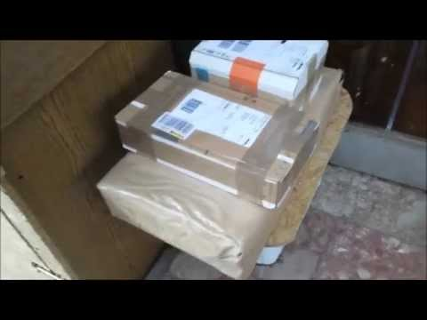 die post paketbox fast komplett gratis selbst gebaut youtube. Black Bedroom Furniture Sets. Home Design Ideas