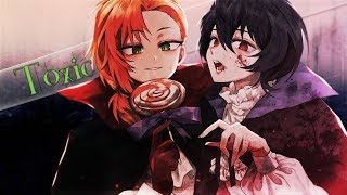 [ Halloween collab Dead Carrot ] [ Mix ] [ Amv ] Toxic