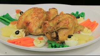 دجاج محشي | نادية سرحان