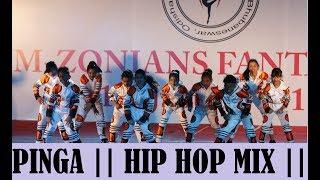 Download Lagu PINGA    HIP HOP MIX    DANCE VIDEO    M-ZONIANS FANTASIA-7    14-01-2018 mp3